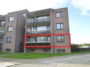 Dit gelijkvloersappartement bevindt zich in residentie Vogelzang. <br /> Deze residentie is rustig doch centraal gelegen. <br /> <br /> Appartement is