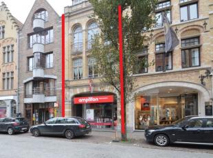 Gezellig modern 1-slaapkamerappartement op centrale ligging. <br /> <br /> Dit appartement is gelegen in de Rijselstraat, vlakbij de Grote Markt van I