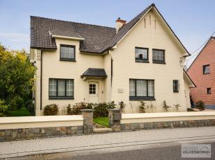Graaf de Brigodestraat 33: Knappe vrijstaande woning gelegen te Sint-Lambrechts-Herk op een mooi perceel van 11a02ca met westelijke oriëntatie.<b
