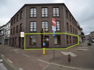 Handelsruimte Heerstraat 1, te 3910 Neerpelt<br /> IDEALIS VASTGOED  - Goed gelegen en instapklare, zeer ruime en ingerichte of te verbouwen handelsru