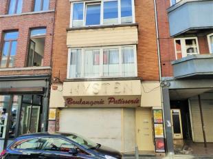 Maison de rapport composé d'un rez commercial (partie commerce 35 m² + atelier 63 m² +2 autres pièces de 10 m²). Au premi