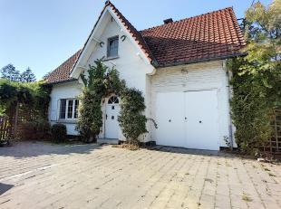 Authentique villa coup de coeur et confortablement amÃÂnagÃÂe. 2 chambres avec placards, superbe salle de bains, cuisine tr&