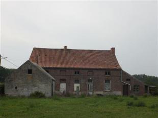 Commune: 7864 Deux-Acren  Chambres: 1  Superficie: +/- 27a 87ca - +/- 129 M² + 22 m² et grenier +/- 129 m²  Certificat énerg&eac
