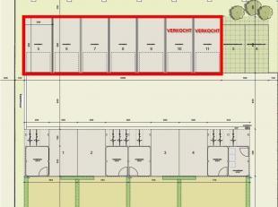 Bekijk het adres 7 nieuwbouw garageboxen te koop aan euro25.000/box in residentie Reinaert. Residentie Reinaert bevindt zich in de Prinses Josephine C