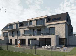 """Dit nieuwbouw project """" Residentie Rob"""" wordt gerealiseerd op wandelafstand van het centrum van Lovendegem. Het betreft een kleinschalig project met 8"""