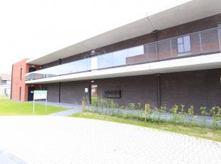 Residentie Lovenbosis een gloednieuwe zorgsite met 63 woonzorgkamers en 30 kamers voor herstel / revalidatie. Rondom het WZC bevinden zich 29 assisten
