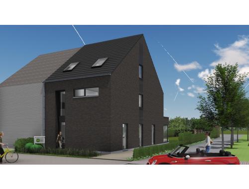Maison jumelée à vendre à Ekeren, € 365.326