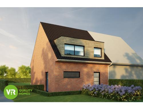 Maison jumelée à vendre à Brakel, € 279.350