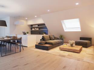 Residentie Emerald is een nieuwbouwproject bestaande uit 10 luxe appartementen te Berlaar. Deze Penthouse is het laatste beschikbare appartement!<br /