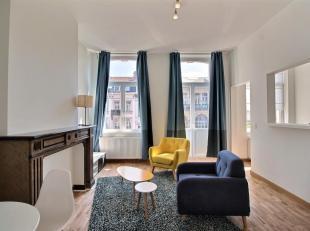 Centre-Ville: Bel appartement meublé!Situé au deuxième étage d'une magnifique maison de maître, cet appartement se c
