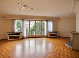 Franklin Roosevelt - Bois de la Cambre - Spacieux appartement 2 chambres avec terrasse !Quartier recherché de Franklin Roosevelt, à quel