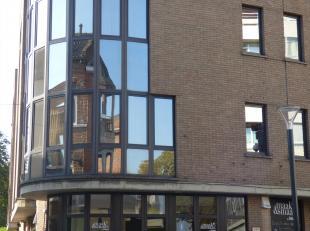 Zeer ruim appartement met 3 slaapkamers en 2 badkamers in het centrum van de stad.<br /> Indeling : inkom, 3 slaapkamers, ruime living met veel lichti