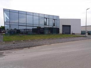 Bent u opzoek naar een multifunctioneel bedrijfsgebouw met uitbreidingsmogelijkheden dan is dit wat u zoekt!<br /> Dit bedrijfsgebouw gebouwd in 2006