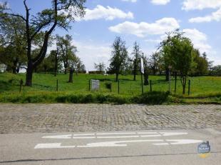 Mielen-Boven-Aalst mooi stuk bouwgrond Open Bebouwing 10 are 32 ca<br /> Gelegen in een dorpskern.<br /> Snelle verbinding naar autostrade, Gingelom,