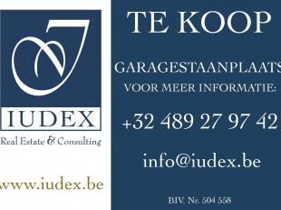 De garagestaanplaats is ideaal gelegen aan Jan Van Rijswijcklaan in 2018 Antwerpen nabij de Singel. Deze garagestaanplaats is vlot bereikbaar en biedt