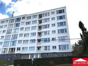 Très bel appartement proche du centre ville et du parc de la Dodaine, comprenant un hall d'entrée, un living de 28m², une cuisine s