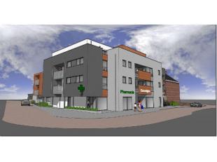 C?est sur le projet de la nouvelle place de La Hestre dans une toute nouvelle résidence, que nous vous proposons ce spacieux appartement. Id&ea