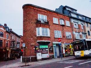 Ruim appartement met 2 slaapkamers en groot dakterras.<br /> Dit appartement is gelegen in het centrum van Leuven op 2 min wandelen van de Vismarkt en