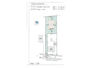Rustig gelegen stuk bouwgrond met mooie oprijlaan voor alleenstaande woning.Oppervlakte: 718 m2, geen bouwverplichting.Alle informatie, voorschriften,