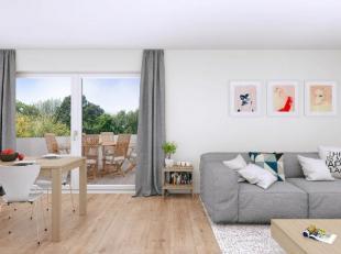 Magnifique immeuble à appartements neuf situé à 500m du centre-ville et du Golf de la Bawette. Ce nouveau projet vous propose 17