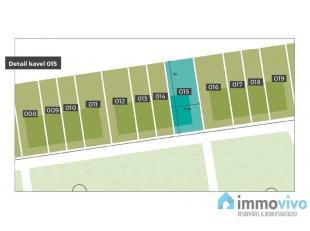In de nieuwe verkaveling Het Woongoed (WWW.HETWOONGOED.BE) vindt u deze mooie bouwgrond van 316 m². Grenzend aan wijk Molenveld en Elsdonk bevind