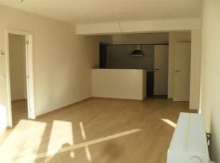 Vlakbij het centrum van Brussel. Mooi appartement van (± 70m²) met terras (± 4m²), gelegen op de 5e verdieping van een gebouw