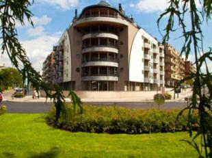 Duplex ± 80 m², 1 chambre avec terrasse dans la résidence Chablis. L'appartement se compose d' un séjour et une salle &agrav