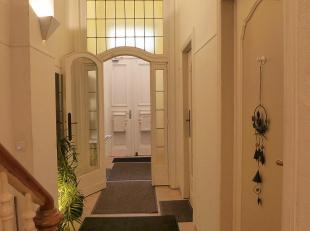 Zeer mooi charmant appartement in herenhuis - volledig gemeubeld - ± 85m² - woonkamer - eetkamer ± 40m² - volledig ingerichte