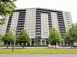 A proximité de l'OTAN. Magnifique appartement (A6.06) ± 90 m² avec terrasse ± 6 m², situé au 6ème &eacute