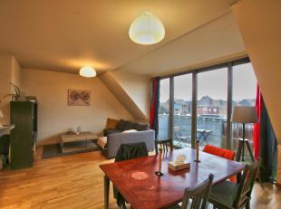 Braine-l'Alleud a proximité de la Gare et des transports en commun. Magnifique duplex 3 chambres de ± 127m² + terrasse de 5m².