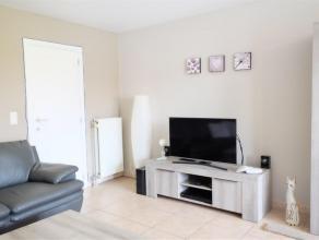 Lumineux appartement de 85m² 2 chambres situé dans le quartier du Stierbecq à proximité des écoles, des transports en