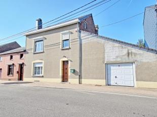Vente en VIAGER (occupé) ! A Gembloux, sur 6a 24ca, très jolie maison avec beau jardin arboré et fleuri, terrasse, et garage. R&e