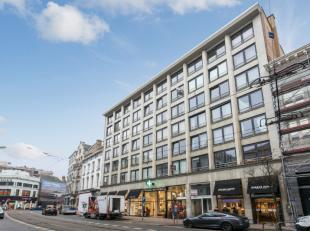 In optie. Compromis in opmaak. Dit leuke appartement ligt op toplocatie midden in het centrum van Antwerpen, in de Wilde Zee. Het is gelegen op de 2de