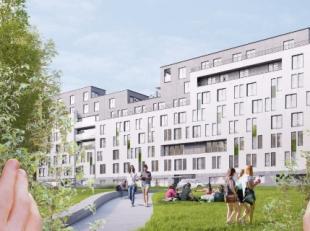 Espace commerciale en construction, tout près le pentagone bruxellois, situé dans un grand quartier d'affaires. Surface: 190m², sit