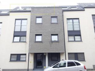 Strategisch gelegen 1 slaapkamer appartement te Ninove. Het appartement ligt in nabijheid van het centrum, het openbaar vervoer, winkels, scholen, enz