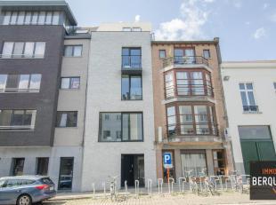 Leuk en recent appartement (2017) op een derde verdieping met 1 ruime slaapkamer op uitstekende ligging te centrum Gent. Dit appartementsgebouw werd i