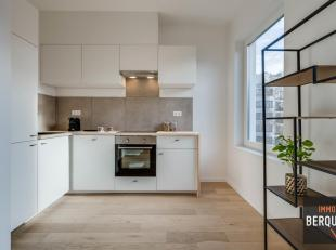Totaal gerenoveerd appartement met 1 slaapkamer vlakbij het Sint-Pietersstation (240m) in een gerenoveerd gebouw (geïsoleerd dak, nieuwe ramen, v