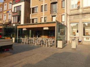 Sint- Truiden, TOP cafe-brasserie over te nemen MET A1 ligging.<br /> Super goed draaiende brasserie met een gewaarborgde omzet op de TOP LOCATIE van