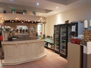 Prachtige goed functionerende brasserie-tearoom in belangrijke winkelstraat Aalst.Dag- en weekzaak.Open van maandag tot en met zaterdag .<br /> Gelagz