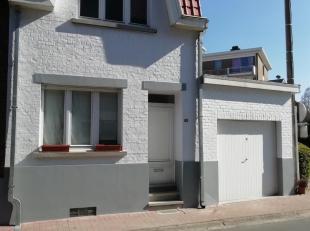 Rhode-St-Genèse - proximité maison communale<br /> Adorable maison villageoise (2 façades) remise à neuf en 2016.<br /> Sa