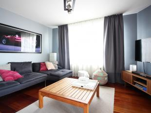 Contacteer David voor een bezoek: 0488 09 18 87. Dit eigentijds appartement is gelegen in een recent en goed onderhouden gebouw van 2006. Het appartem