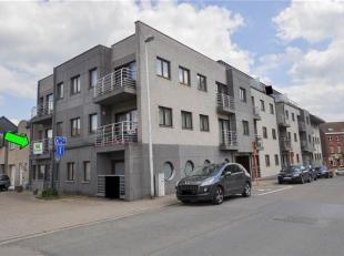 ----  OPTIE  ----  Instapklaar appartement op de 1ste verdieping met 2 slaapkamers, terras & ondergrondse staanplaats in de onmiddellijke omgeving