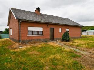 --  OPTIE -- Maison spacieuse 4-façades avec 3 chambres, atelier/magasin & jardin sur un terrain de 19 a 48 ca à Neigem/Ninove. La m