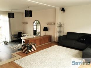 """Située à deux pas de la place Saint Lambert et du """"Royal Club la Rasante"""", lumineuse et spacieuse maison bel étage se composant c"""