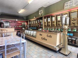 Quartier de commerces, proximité Parvis de Saint-Gilles - CENTURY21 Iris vous propose le Café De Pauw, torréfacteur artisanal dep