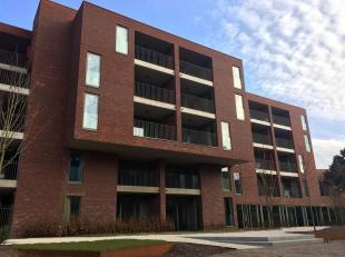 Nieuwbouw assistentiewoning Type 2 met een minimum oppervlakte van 50m² te koop te centrum Asse. De appartementen van dit type beschikken over ee