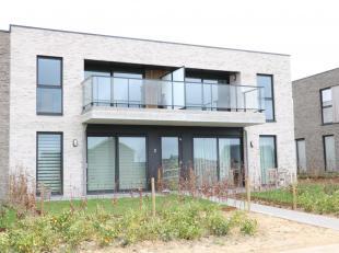 Nieuwbouw appartement 80m² met 2 slaapkamers. <br /> 1e verdieping - lift aanwezig.<br /> Dit nieuwbouwappartement bestaat uit een lichtrijke woo