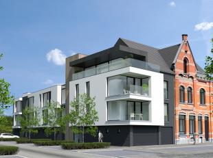 Nieuwbouw commercieel gelijkvloers of kantoren 69m²<br /> Casco afgewerkt<br /> Centraal gelegen aan het Masiusplein in Lennik met vlotte parkeer