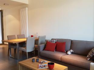 Nieuwbouw assistentiewoning 78m² te koop te centrum Asse.<br /> Het appartement beschikt over een leefruimte met een geïnstalleerde keuken,