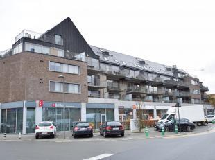 Prachtig, luxe 1 slpkr. appartement (88m²)in hartje Ninove<br /> (centrale ligging, doch rustig gelegen, incl.ondergrondse autostaanplaats en kel